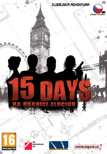 15 Days CZ (PC) - Výprodej