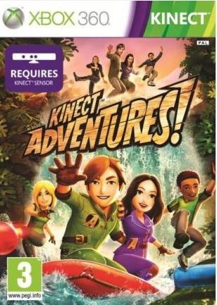 Kinect Adventures (Xbox 360 - Kinect) - CZ