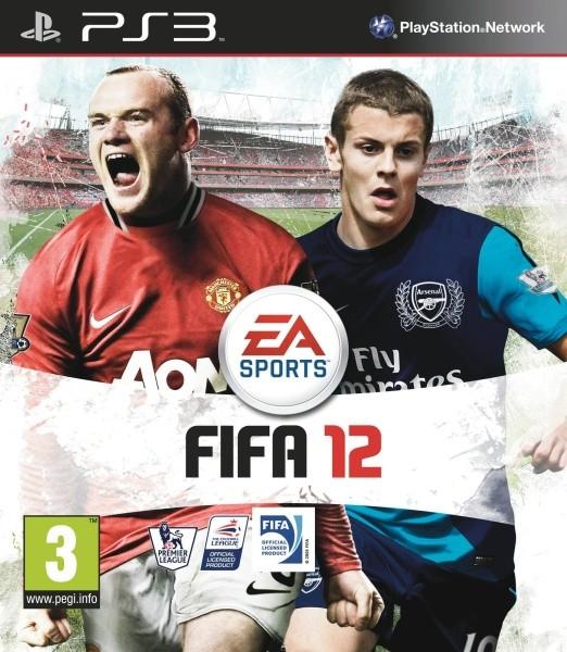 FIFA 12 (Bazar/ PS3) - EN