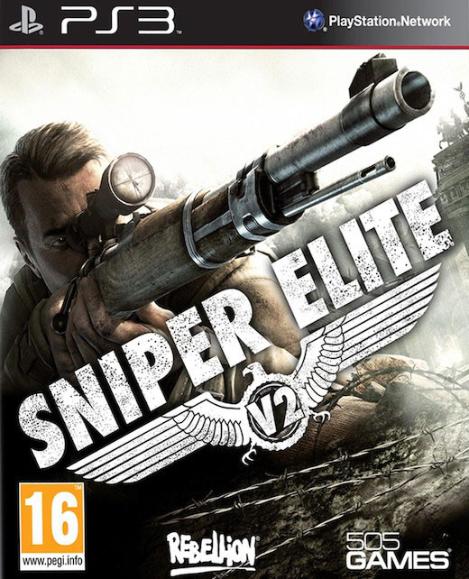 Sniper Elite V2 /GOTY/ (Bazar/ PS3)