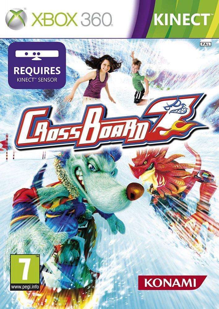 Crossboard 7 (Xbox 360 - Kinect) - DE