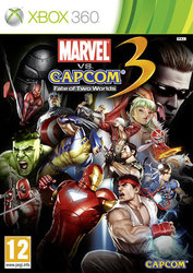 Marvel vs Capcom 3: Fate of Two Worlds (Xbox 360)