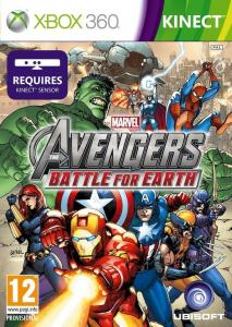 Marvel Avengers: Battle for Earth (Bazar/ Xbox 360 - Kinect)