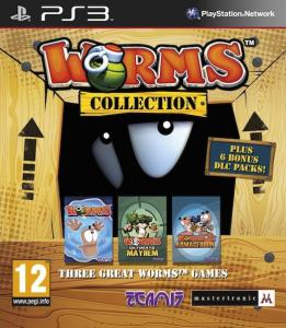 Worms Collection (Bazar/ PS3) - DE