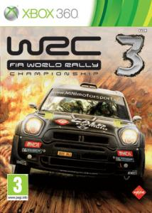 WRC: FIA World Rally Championship 3 (Bazar/ Xbox 360)