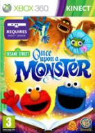 Sesame Street Once Upon a Monster (Bazar/ Xbox 360- Kinect)