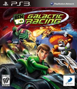 Ben 10: Galactic Racing (Bazar/ PS3)