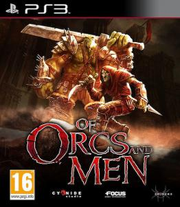 Of Orcs and Men (Bazar/ PS3)