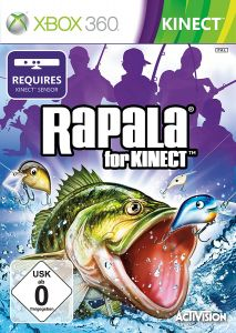 Rapala Fishing for Kinect (Xbox 360 - Kinect)