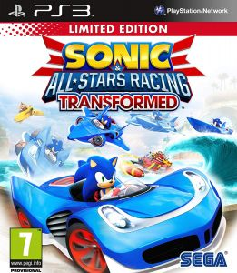 Sonic and All-Stars Racing Transformed /Limited Edition/ (Bazar/ PS3)