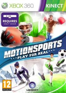 MotionSports (Bazar/ Xbox 360 - Kinect)