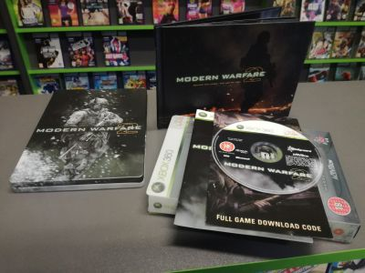 Call of Duty: Modern Warfare 2 /Hard. Edition/ (Bazar/ Xbox 360)