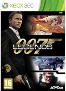 007 Legends (Bazar/ Xbox 360)