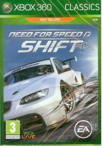 Need for Speed: Shift (Bazar/ Xbox 360)