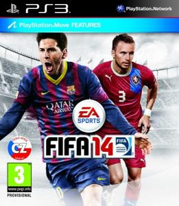 FIFA 14 (Bazar/ PS3 - Move)