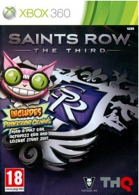 Saints Row: The Third /Limit. Edition/ (Bazar/ Xbox 360)
