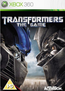 Transformers: The Game (Xbox 360)
