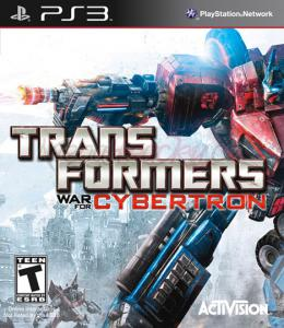 Transformers: War for Cybertron (Bazar/ PS3)