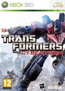 Transformers: War for Cybertron (Bazar/ Xbox 360)