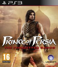 Prince Of Persia: The Forgotten Sands (Bazar/ PS3)