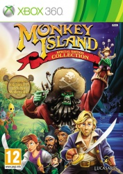 Monkey Island: Special Edition Collection (Bazar/ Xbox 360)