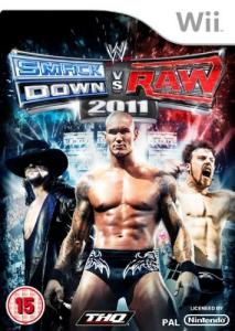 WWE Smackdown vs Raw 2011 (Bazar/ Wii)