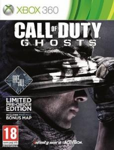 Call of Duty: Ghosts (Bazar/ Xbox 360)