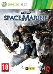 Warhammer 40.000: Space Marine /Elite Arm. Pack/ (Bazar/ Xbox 360)