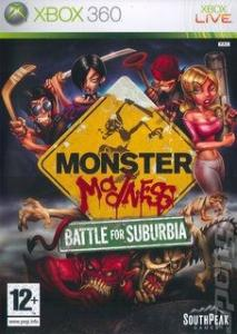 Monster Madness: Battle For Suburbia (Bazar/ Xbox 360)