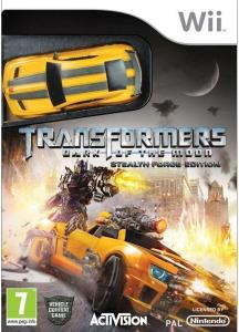 Transformers: Dark of the Moon (Bazar/ Wii)