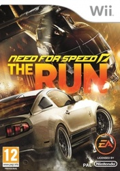 Need for Speed: The Run (Bazar/ Wii)