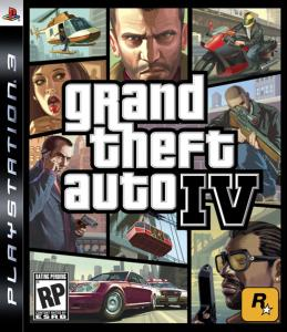 Grand Theft Auto IV /GTA IV/ (Bazar/ PS3)