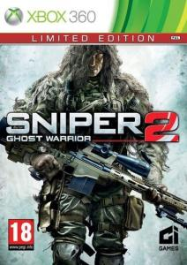 Sniper: Ghost Warrior 2 /Limit. Edice/ (Bazar/ Xbox 360)