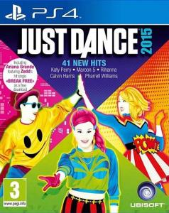Just Dance 2015 (Bazar/ PS4 - Move)