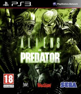 Aliens vs Predator (Bazar/ PS3)