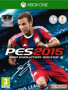 Pro Evolution Soccer 2015 /PES 2015/ (Bazar/ Xbox One)