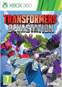 Transformers Devastation (Bazar/ Xbox 360)