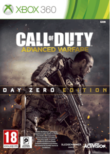 Call of Duty: Advanced Warfare /Day Zero Edition/ (Bazar/ Xbox 360)