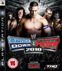 WWE Smackdown vs Raw 2010 (Bazar/ PS3)