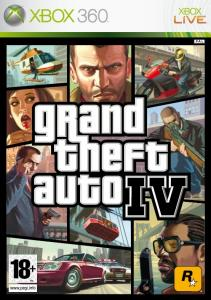 Grand Theft Auto IV /GTA IV/ (Bazar/ Xbox 360)