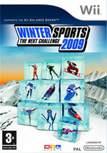 Winter Sports 2009 (Bazar/ Wii)