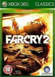 Far Cry 2 (Bazar/ Xbox 360)
