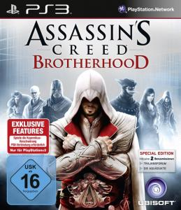 Assassins Creed Brotherhood (Bazar/ PS3)