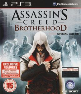 Assassins Creed Brotherhood /Special Edition/ (PS3)