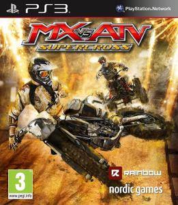 MX Vs ATV Supercross (Bazar/ PS3)
