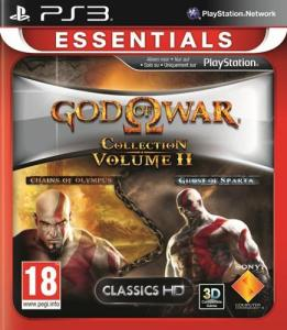 God of War Collection Volume II /E.E./ (Bazar/ PS3)
