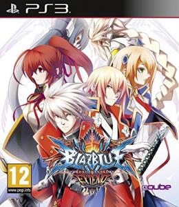 BlazBlue: ChronoPhantasma Extend (PS3)