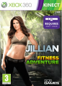 Jillian Michaels Fitness Adventure (Bazar/ Xbox 360 - Kinect)