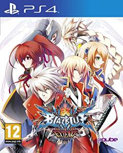 BlazBlue: ChronoPhantasma Extend (PS4)