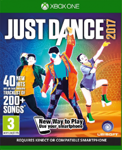 Just Dance 2017 (Xbox One - Kinect)